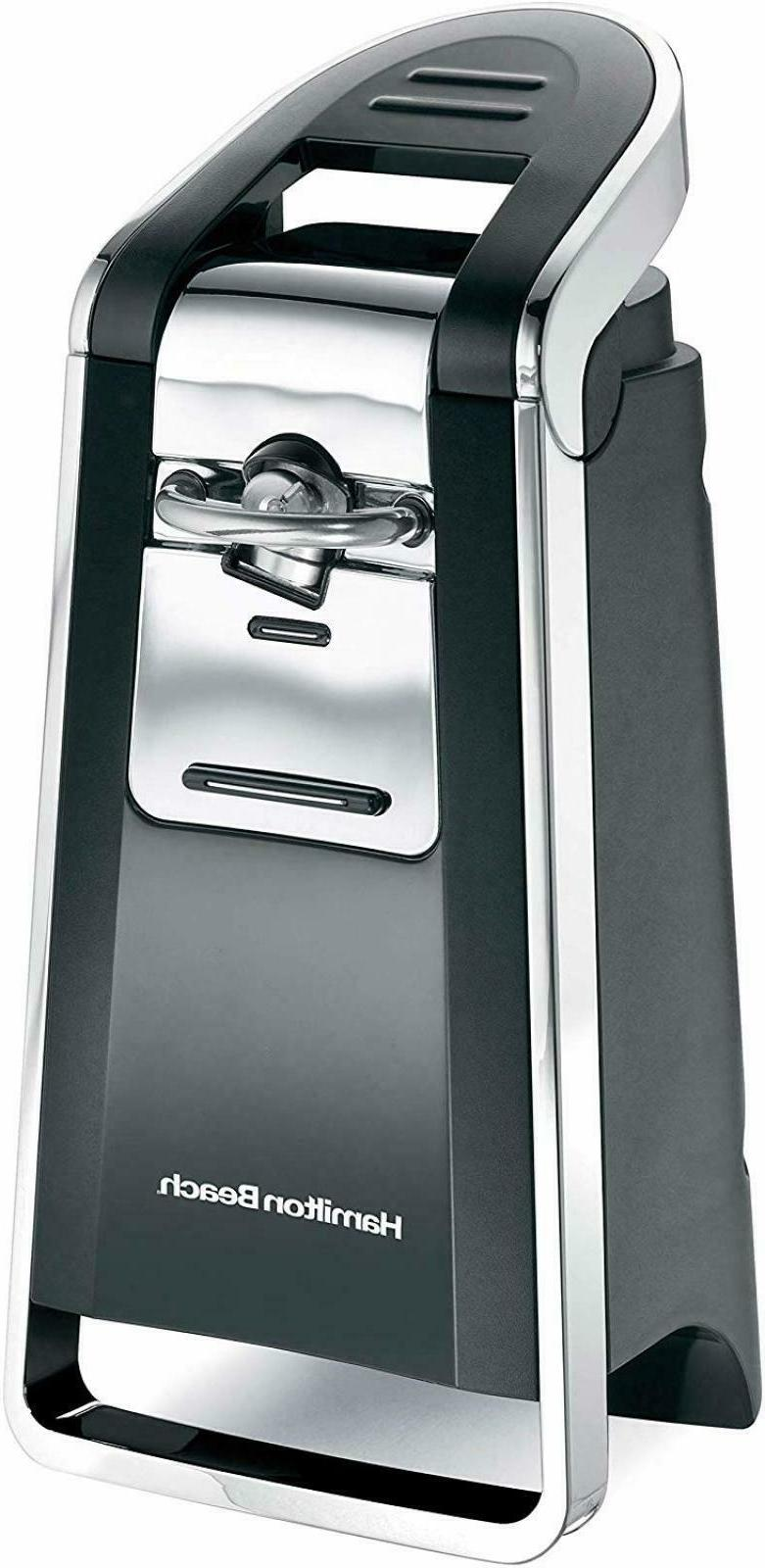 Hamilton Beach Smooth Touch Electric Automatic Can Opener Ea