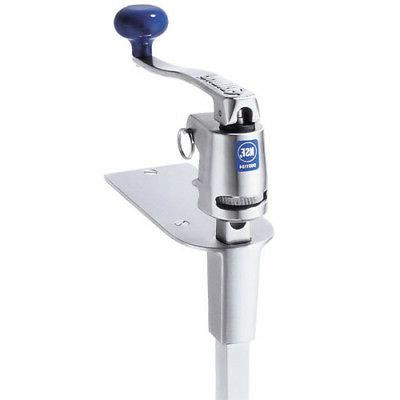 Edlund Can Opener Manual clamping base model with long bar -