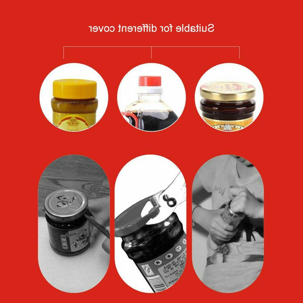 Stainless Manual Jar