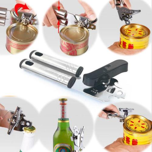 Stainless Steel Can Bottle Kitchen Aid Pet Cat Tin Safety