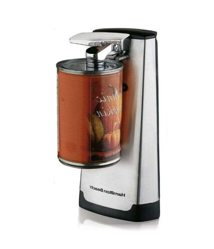 Stainless Can Opener Tall Sharpener