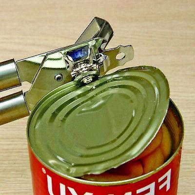Evelyne Smooth Edge Can Bottle Jar Opener