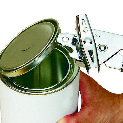 Evelyne Stainless Manual Smooth Can Bottle Jar Opener