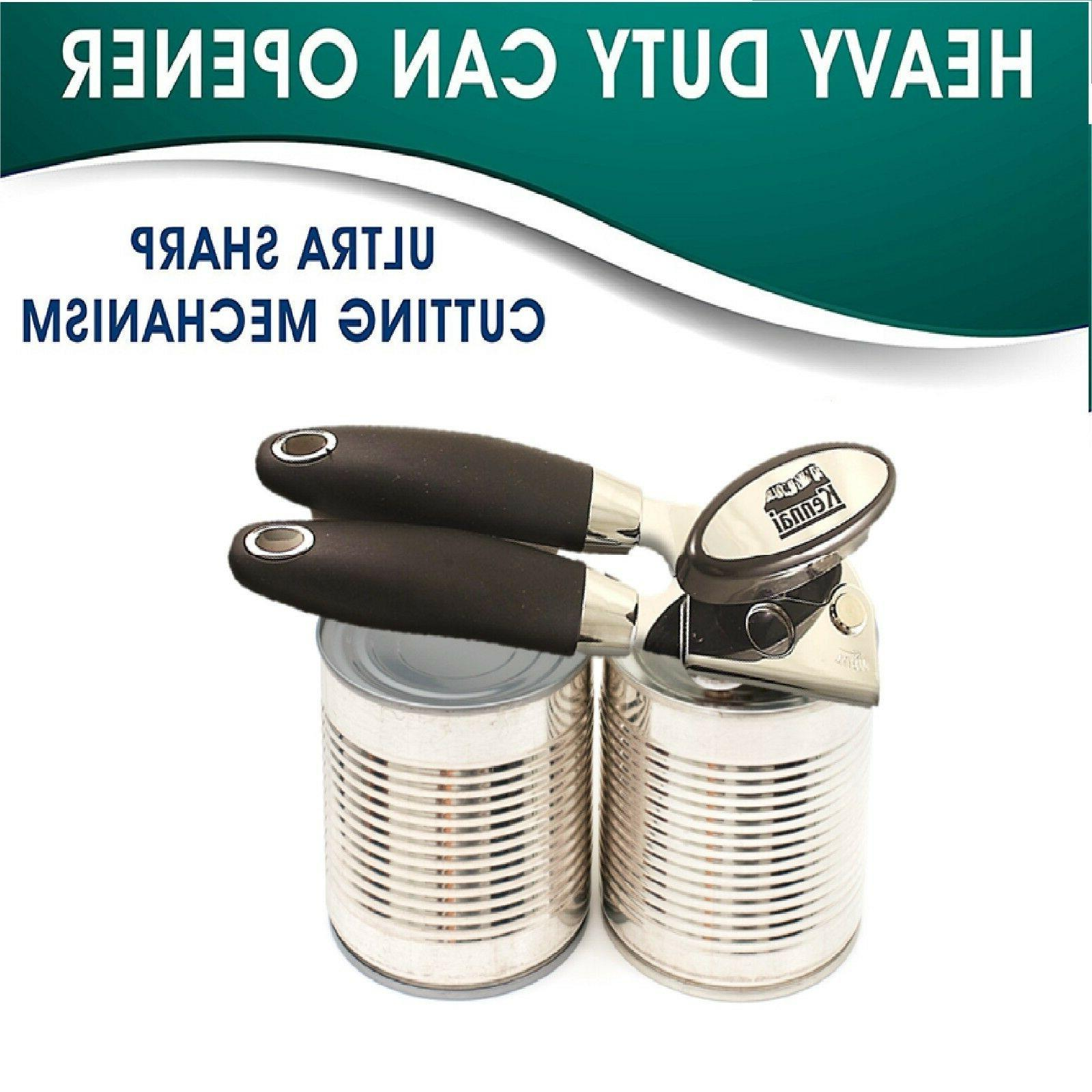Kennai The Can Opener Heavy Duty. Smooth Stainless St...