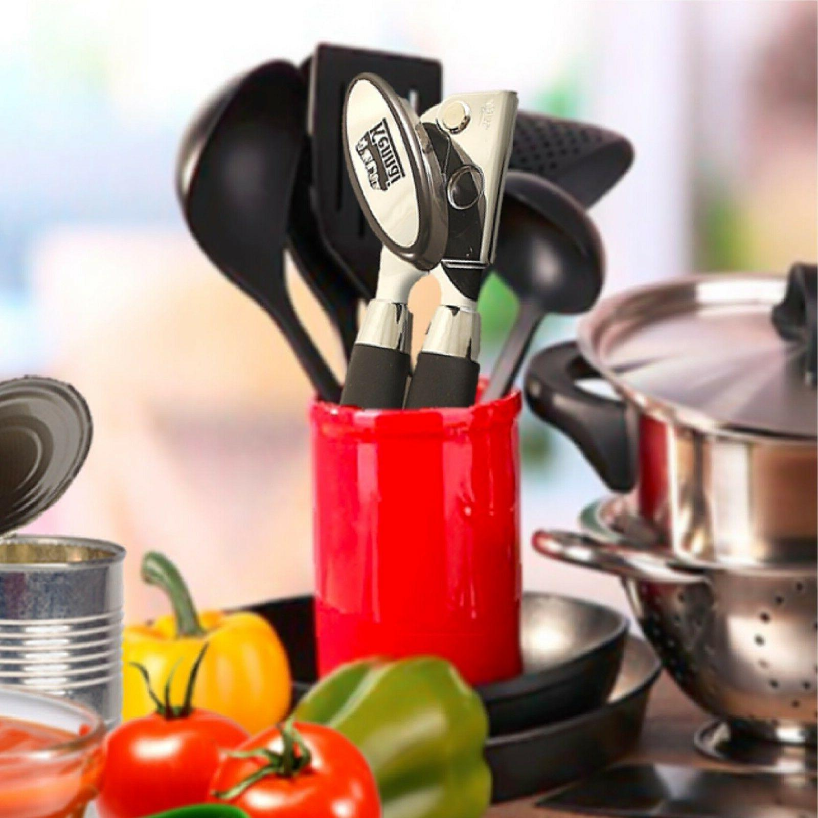 Kennai The Best Can Opener Heavy Smooth Stainless