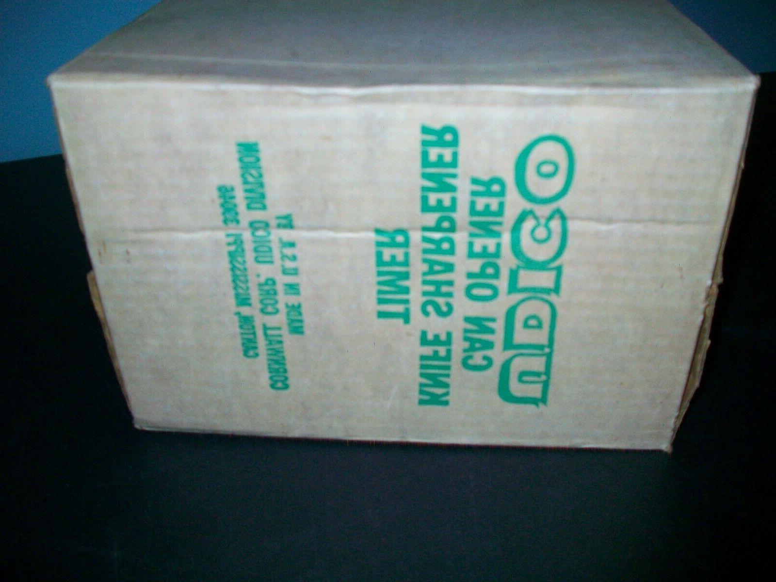 Vintage Can 7133..New Box....