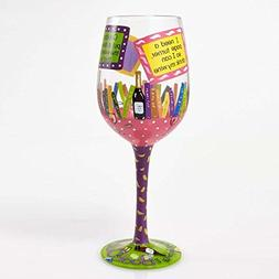 Lolita Wine Glass with Westwood Gourmet Bottle Opener