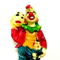 Handmade Magnet Bottle Opener with a Posture of Clowns Essen