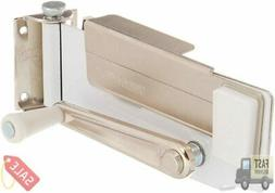 Swing-A-Way Can Opener Steel White