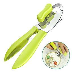 Sunshinehomely Manual Can Opener, 4IN1 Can Opener Manual Smo