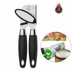 Manual Can Opener, Stainless Steel-NO Rust Sharp Blade, Tin