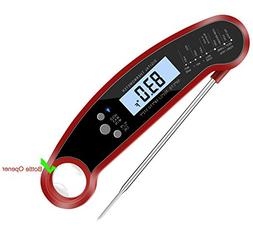 Hasme Meat Thermometer - Instant Read Waterproof Grill Meat