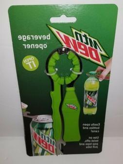 Jokari Mountain Dew 3 in 1 Beverage Opener - Bottle & Can Op