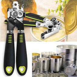 professional manual tin can opener new heavy