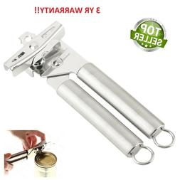 Multi Stainless Steel Manual Can Opener Bottle Opener Kitche