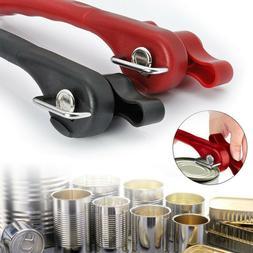 Ergonomic Smooth Edge Side Cut Manual Tin Can Opener Lid Lif