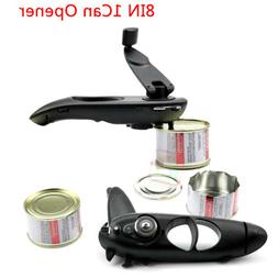 Multifunction Stainless Steel Safety Side Cut Manual Can Tin