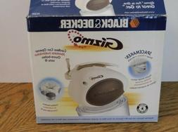 New Black & Decker SpaceMaker GIZMO Cordless CAN OPENER Whit