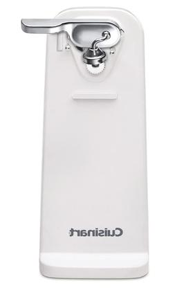 NEW Cuisinart CCO-50N Deluxe Electric Can Opener, White FREE