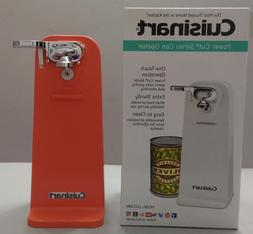 New Coral Cuisinart Tall Electric Can Opener , Orange Kitche