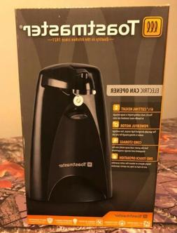 New Toastmaster Kitchen Electric Countertop Can Opener, Blac
