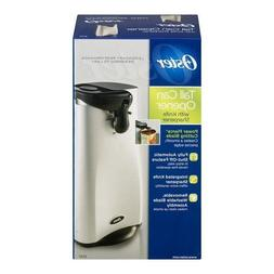 ***NEW*** Oster ~ Tall Can Opener With Knife Sharpener, 0031