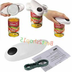 AGPtek One Touch Automatic Can Jar Opener Tin Open Tool Cord