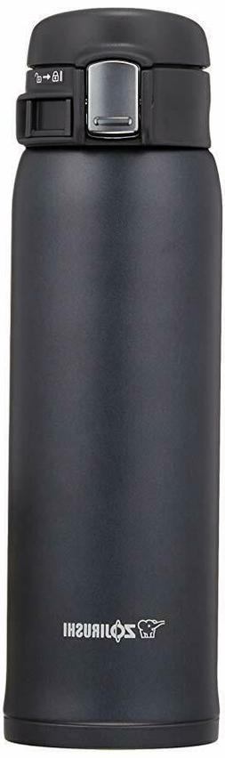 Zojirushi One Touch Open Stainless Steel Water Bottle Thermo