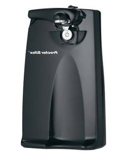 Proctor Silex Plus 76371P Extra-Tall Can Opener, Black