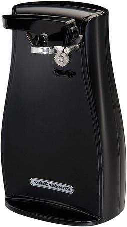 Proctor Silex Power Electric Can Opener with Cord Storage, K