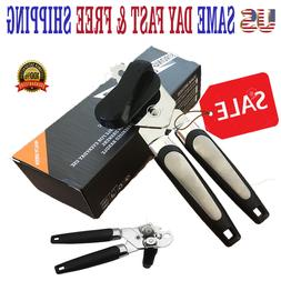 Premium Can Opener Stainless Steel Blade Professional Same D