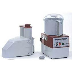 Robot Coupe R2 Commercial Dicing Food Processor - 3 Qt. Plas