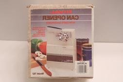 Rival Can Opener & Knife Sharpener   NOS - NEW & SEALED