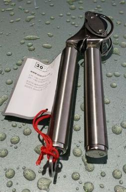 RÖSLE Garlic Press / Scraper Stainless Steel Mincing Garlic