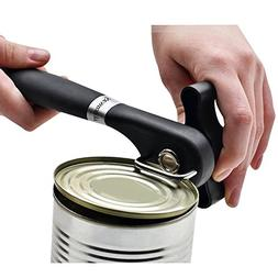 Safety Manual Can Tin Opener,Stainless Steel Ergonomic Anti