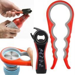 Silicone Manual Bottle Opener Plastic Jar Opener/Ergonomic E