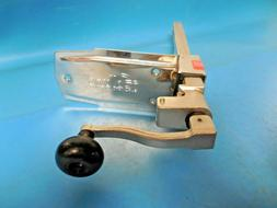 Edlund Size No.2 Industrial Can Opener with Base
