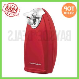Hamilton Beach Smooth Touch Electric Automatic Can Opener Re