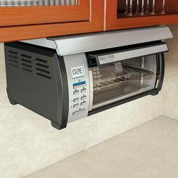 SpaceMaker Under-the-Cabinet 4 Slice Toaster Oven