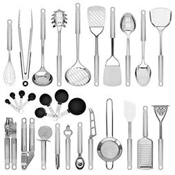 Best Choice Products Set of 29 Stainless Steel Kitchen Cookw