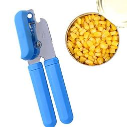 CHICHIC Stainless Steel Manual Can Opener Tin Opener Cans Li