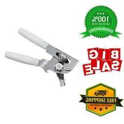 Swing-A-Way Portable Can Opener Durable Metal by Amco, White