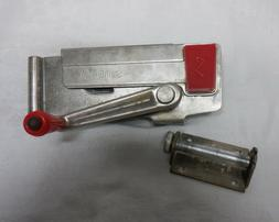 Swing Away Wall Mount Can Opener 1950's Complete!