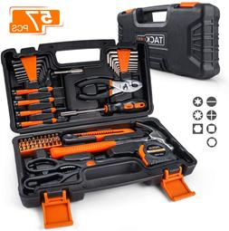 TACKLIFE 57-Piece Household Tool Kit - General Home Tool Kit