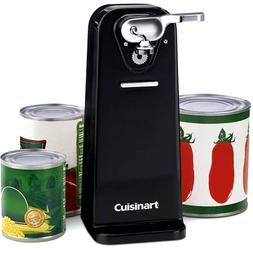 Tall Electric Can Opener Seniors Arthritis Smooth Edge Cooki