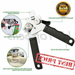 Tin CAN OPENER Heavy Duty Professional Stainless Steel Manua