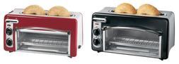 Hamilton Beach Toastation 2-Slice Toaster and Mini Ovens, 2