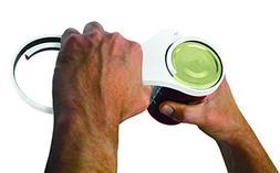 Handy Gourmet Universal Easy Jar Can Bottle Opener, 5 in 1 T