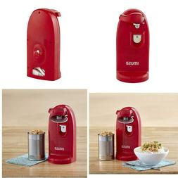 Imusa Usa Gau-80322R Electric Can Opener With Bottle Opener