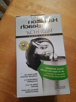Hamilton Beach Walk 'n Cut Can Opener